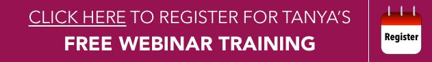Register for Tanya Aliza's Webinar