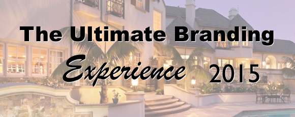 the ultimate branding experience 2015