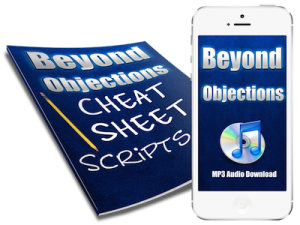 Beyond Objections Packager cover smaller