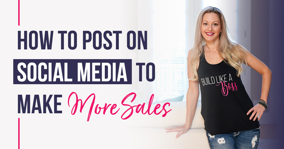 Social Media Marketing Tips - How To Post On Social Media To Make More Sales Media Marketing Tips - How To Post On Social Media To Make More Sales