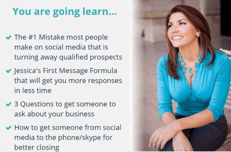 Jessica Higdon Shares How She Built a 6-Figure Business In Just 18 Months Using Social Media Recruiting