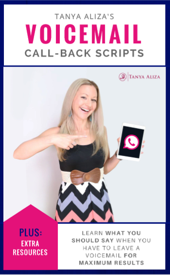Prospecting Tips - Best Voicemail Scripts To Get Your Prospects To Call You Back