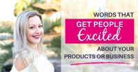 Sales Tips - Exactly What To Say To Get Your Prospects Interested & Excited About Your Products Or Business