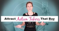 Sales Tips - How To Attract More Action Takers That Buy Or Join Your Team Fast