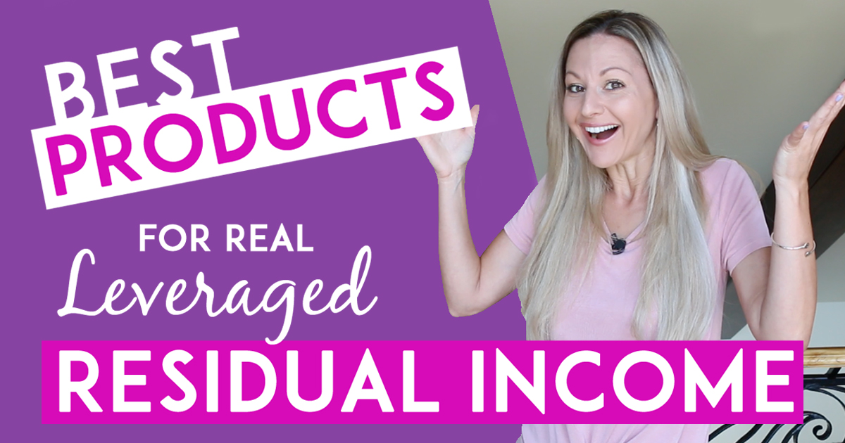 The Best Network Marketing Products For True Residual Income