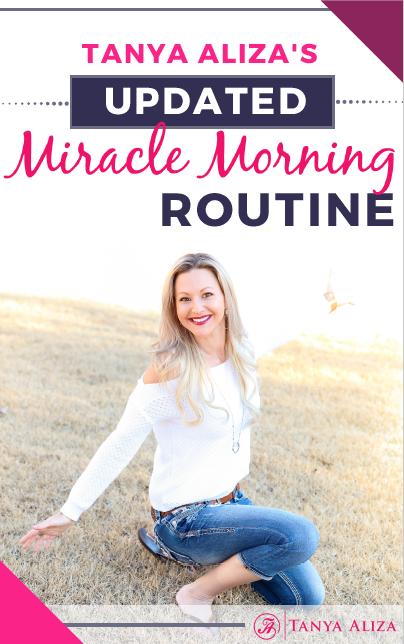 Miracle Morning Freebie