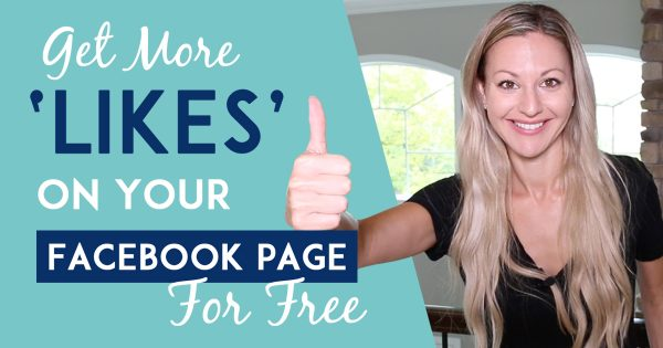 Get More Facebook Likes - My Secret FREE Strategy That's Working Like Crazy