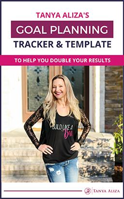Goal Planning & Tracker Template