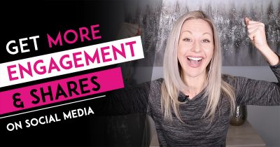 Social Media Tips - How To Get More People To Share & Engage With Your Social Media Posts