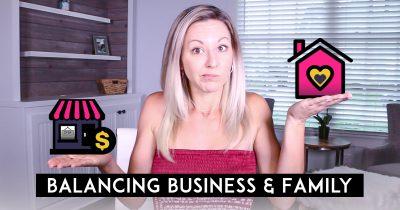 Work Life Balance Tips To Help You Balance Business And Family Life