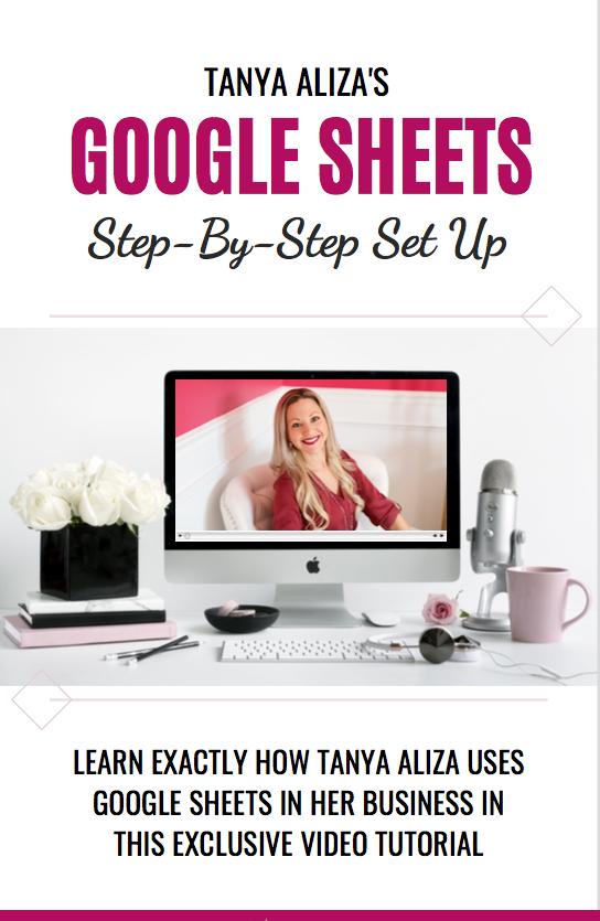 Google Sheet Tutorial Image