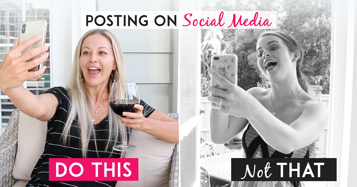 Social Media Tips - How To Present Yourself On Social Media So More People Pay Attention