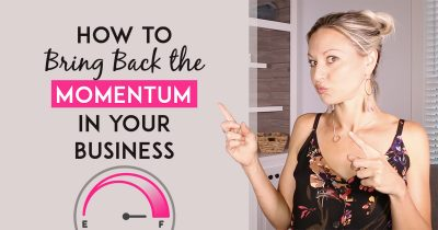 Network Marketing Training - How To Re-Spark The Momentum In Your Business When Things Fizzle Out
