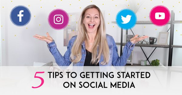 5 Social Media Tips That Will Help You Jumpstart Your Business On Social Media-Blog