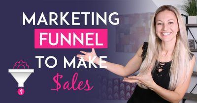 How I Use A Simple Network Marketing Funnel To Enroll New Customers & Teammates In My Business-Blog