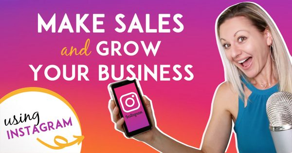 How To Grow Your Business On Instagram - Cool Hashtag Strategy Included - With Marina Simone