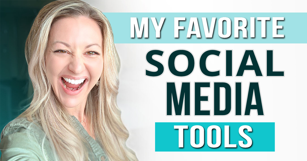 The Top 5 Social Media Tools I Use To Save Me Time And Get Results
