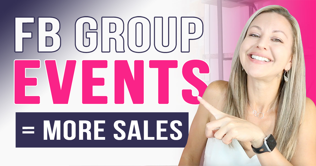 Are You Scheduling Facebook Events In Your Group To Make More Sales Yet?-blog