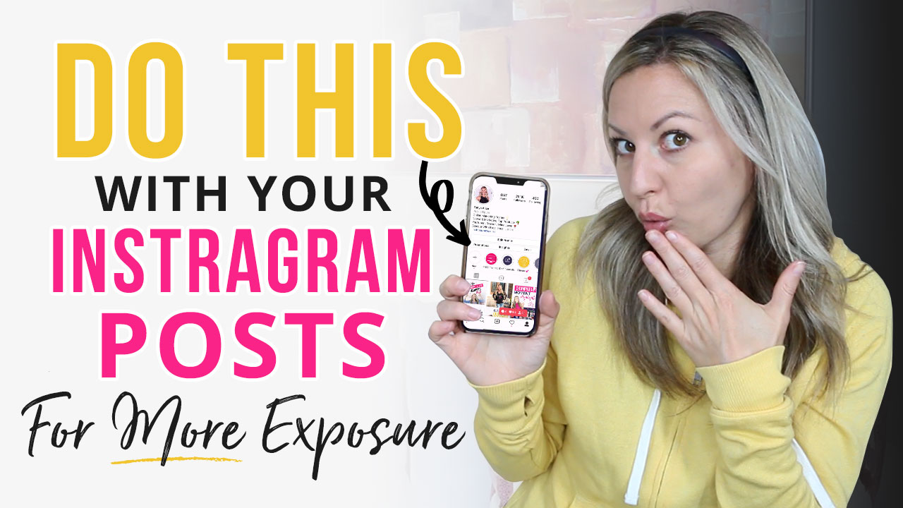 My Secret Instagram Story Highlight Strategy To Get More People To See Your Posts