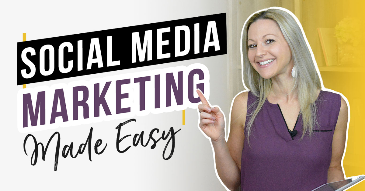 Social Media Marketing For Beginners Create Content Lightning FAST-BLOG