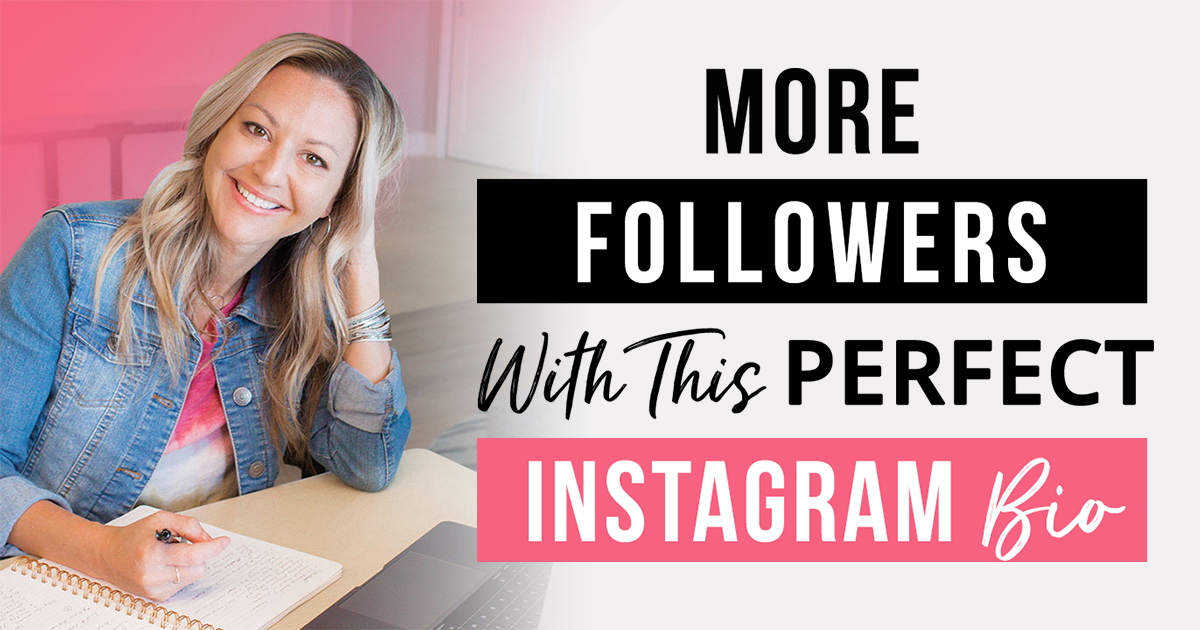 The PERFECT Instagram Bio (3 Steps To More Followers