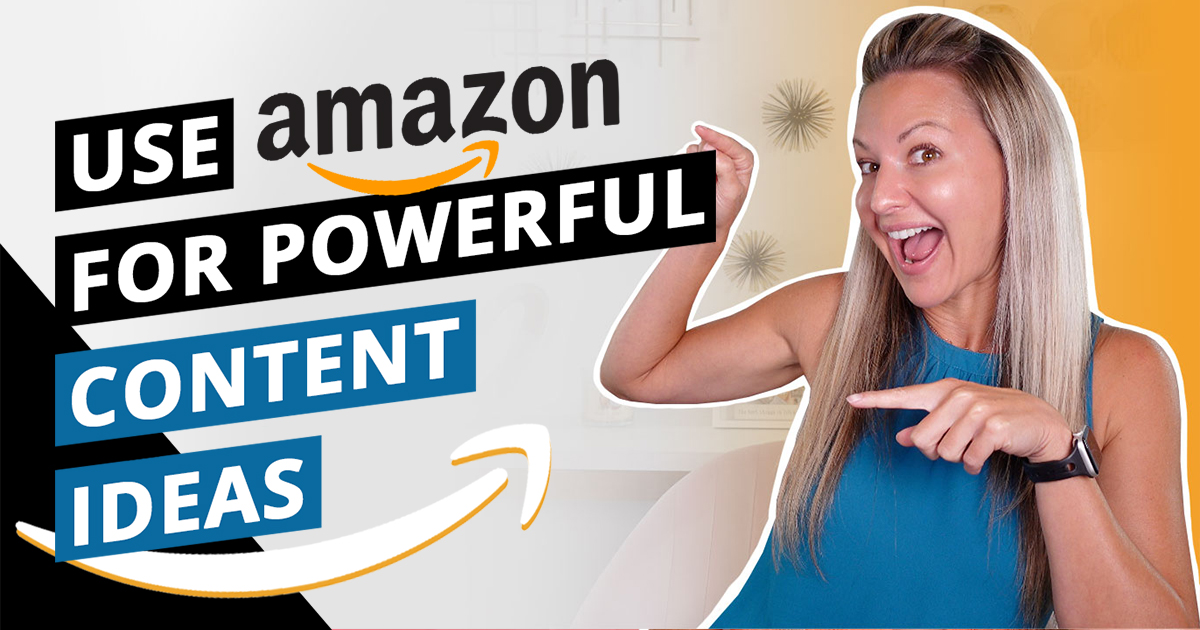 How I Find Engaging Social Media Content Ideas With Amazon Reviews (Build Your Brand & Get RESULTS)